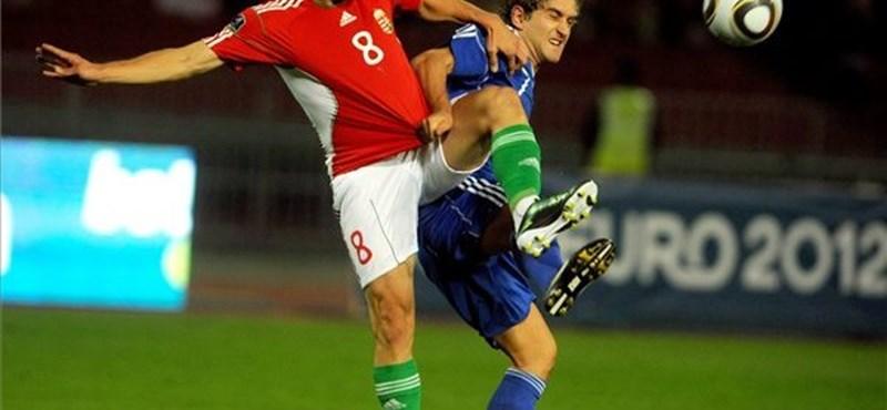 Két magyar válogatott focista szerződése sem tisztázott