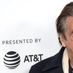 """Al Pacino megkapta a szerepet, """"amire mindenki vágyik"""""""