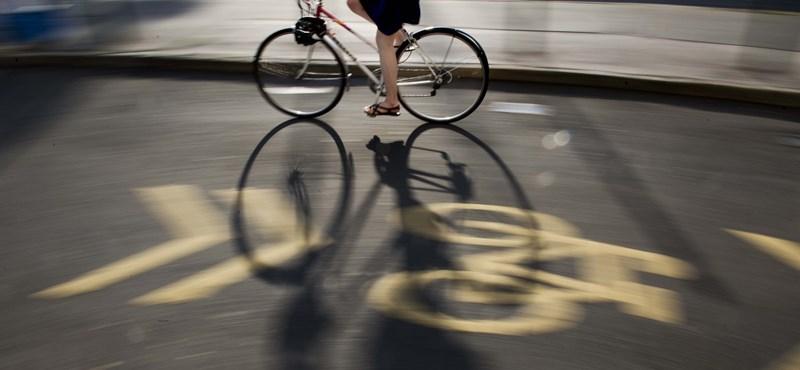 Iszik és biciklizik? A rendőrség magyarázza a KRESZ-módosítást