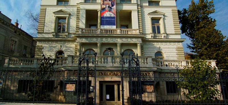 Az Andrássy úti Kogart ház is Mészáros Lőrincé lett