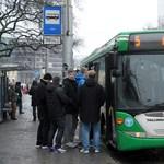 Ingyenes lett a buszközlekedés szinte egész Észtországban