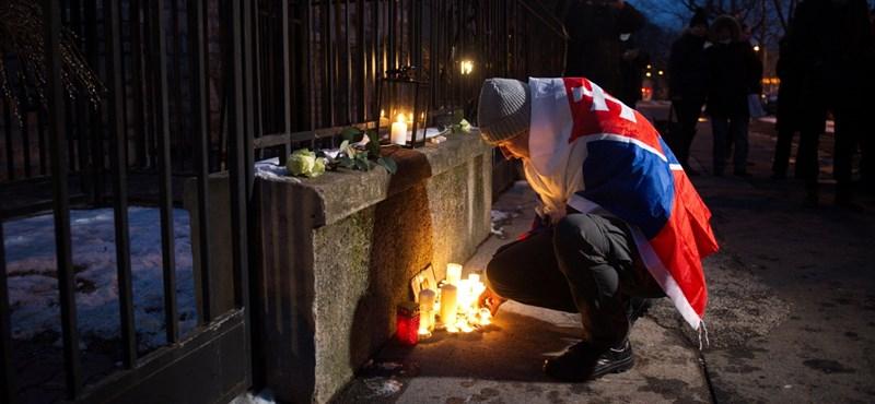 Újra elfogták a meggyilkolt szlovák újságíró cikkének szereplőit