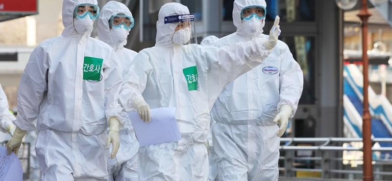 Sokasodnak a fertőzöttek, újra bezárnak a szöuli iskolák