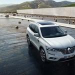 Másodjára jobban bejöhet: íme, az új Renault Koleos
