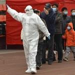 50 millió embert oltanának be Kínában a februári holdújévig