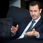 Aszad nevetett, amikor a Szíriában megölt gyerekekről kérdezték