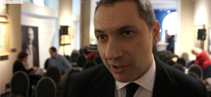 Lázár János egy jobbikos miatt találkozott Orbán vejével – videó