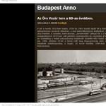Ilyen volt a 30-as évekbeli budapesti trolibusz
