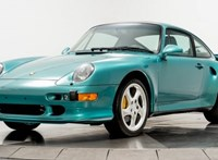 Időkapszula: eladó egy 23 éves Porsche kevesebb, mint 900 kilométerrel