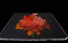 Előkerült egy érdekes szabadalom, teljesen vízálló Galaxy Foldot készítene a Samsung
