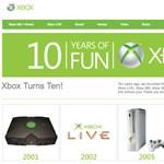 Tizedik születésnapját ünnepli az Xbox