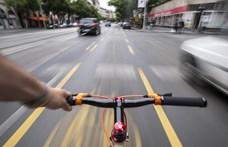 A nagykörúti biciklisáv megtartását javasolja a Magyar Kerékpárosklub