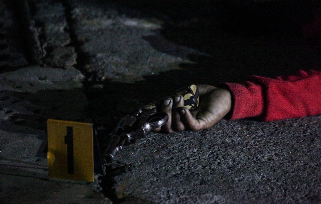 afp.16.09.21. Manila, Fülöp-szigetek, drogháború