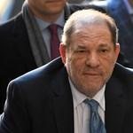 A legsúlyosabb vádpont alól felmentették Harvey Weinsteint
