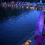Egy ima a vízparton, és biztosított a jó egészség – Nagyítás-fotógaléria