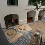 Felújítják a 20 éve lakatlan belvárosi palotát