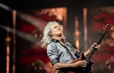 Szívrohammal kellett kórházba szállítani Brian Mayt