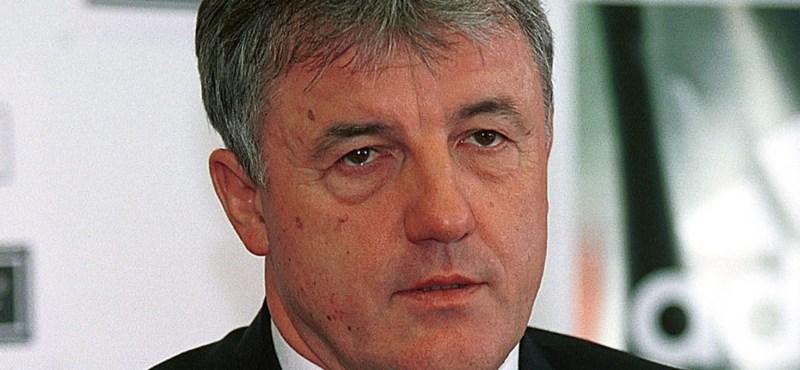 Részvétet nyilvánított Bicskei halála miatt a FIFA elnöke