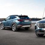 Merész külsőt kapott a teljesen új Hyundai Tucson