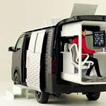 A Nissan új ötletével most már tényleg bárhonnan dolgozhatunk