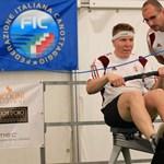 Tóth Balázs aranyérmet szerzett az értelmi fogyatékosok világbajnokságán