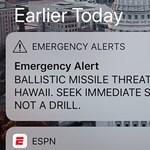 Hawaii: téves riasztás rakétatámadás miatt