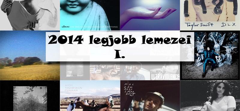 Újrázók és bizonyítók - 2014 legjobb lemezei (1. rész)