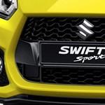Sportautót a népnek – ilyen lett az új Suzuki Swift Sport