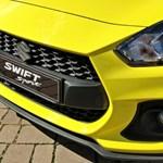 Magyarországon az új Suzuki Swift Sport – beültünk a lakossági sportautóba