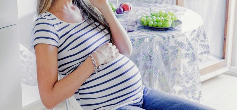 A várandós nők az állóképesség bajnokai