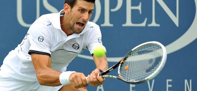 Elcsúszhat a US Open fináléja