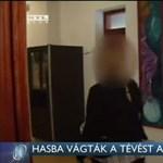 RTL: Rögzítették, ahogy megütötték a tévést a közgyűlésen