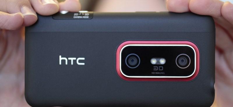 Jól megy a HTC-nek