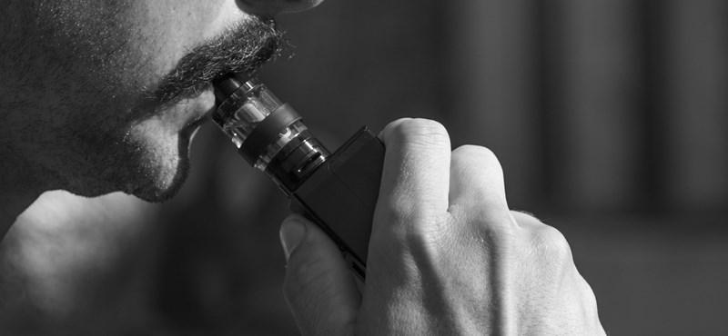 Aggasztó dolog derült ki az elektromos cigiről, úgy tűnik, mégsem olyan ártalmatlan