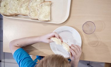 A gyerekek egyharmada nem reggelizik iskola előtt