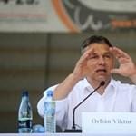 """Orbán: """"Európa saját holdkóros vesztébe tántorog"""""""