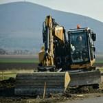 Több mint kétszeresére nőttek az építőipari megrendelések