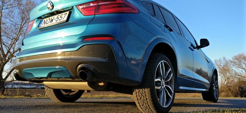 Nem titok többé, még idén jön az új BMW X4