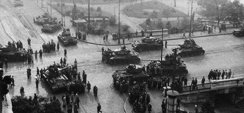 1956-ról készítettek dokumentumfilmeket az egyik budapesti iskola diákjai