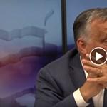 Spórolósan tudta le az anyák napi üdvözletet Orbán Viktor