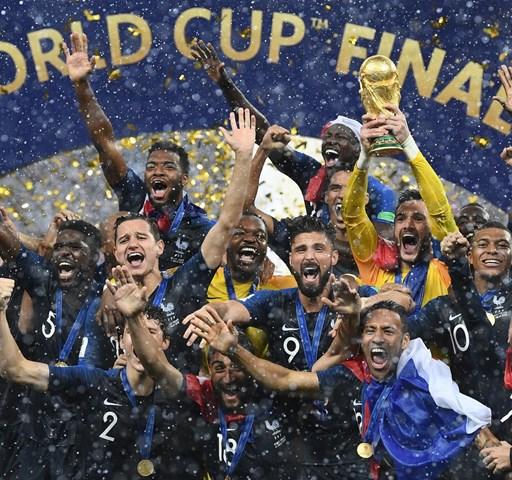 Franciaország a döntő pillanatokban jobb volt – a finálé emlékezetes képei
