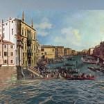 Lenyűgöző látvány: híres festmények a Google Street View-n