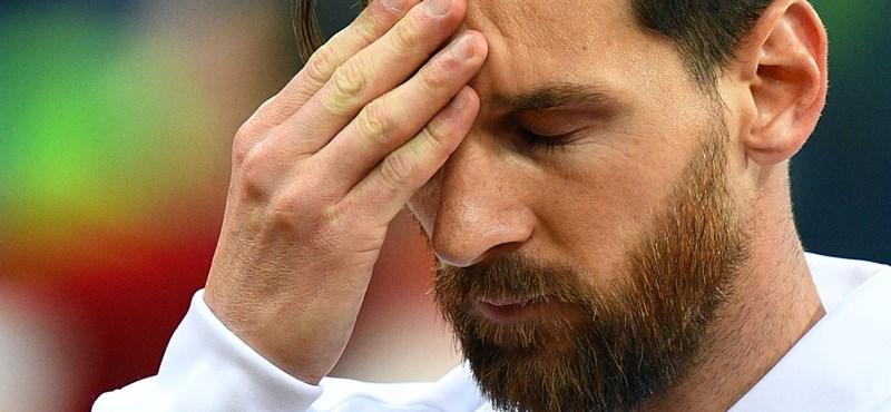 Argentina - Horvátország 0-3