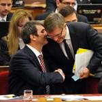 Elszállt a Fidesz önbizalma, álmos az ellenzék - percről percre a Parlamentből