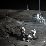 Autóversenyt rendeznek a Holdon, 2021-ben érkezhet meg a két autó