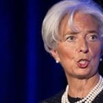 Az IMF elnöke beolvasott a görögöknek