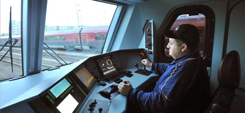 A nyugdíjazásról egyeztetnének a mozdonyvezetők a kormánnyal