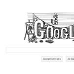 Látta már a mai Google-logót? Kiderült, kinek szól