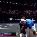Ha van álom a teniszben, akkor ez az: összeállt a Federer-Nadal páros - videó