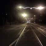 Budapest Karácsony - díszvilágítás a Thököly úton